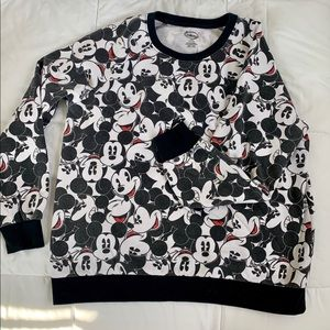Kids Disney Mickey Mouse Pullover sweater